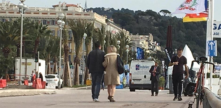 Filature à Nice